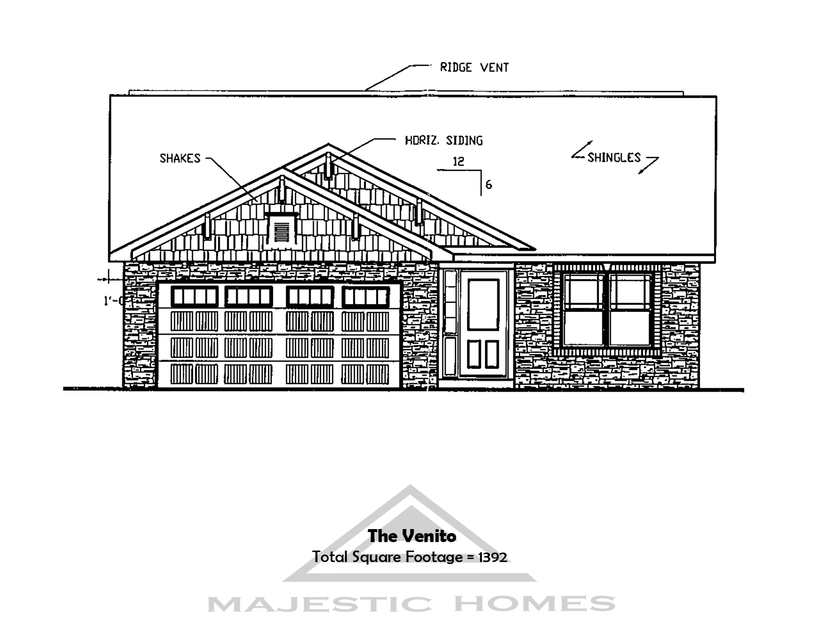 Floor Plans – Majestic Homes Floor Plans